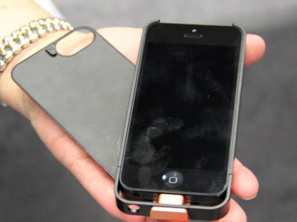 Powermat представляет беспроводную зарядку для iPhone 5