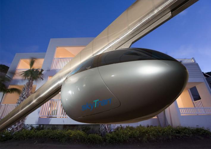 Тель-Авив станет первым городом, использующим магнитопланы