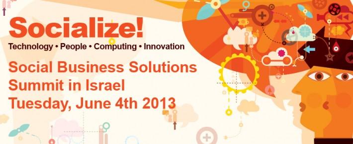 Бизнес-саммит Socialize13: особые условия для читателей IT Business Week