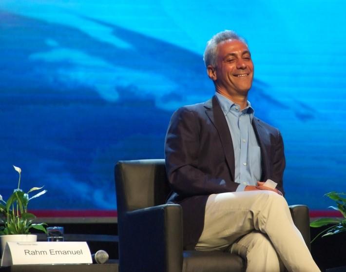 Мэр Чикаго едет в Израиль за технологиями очистки воды