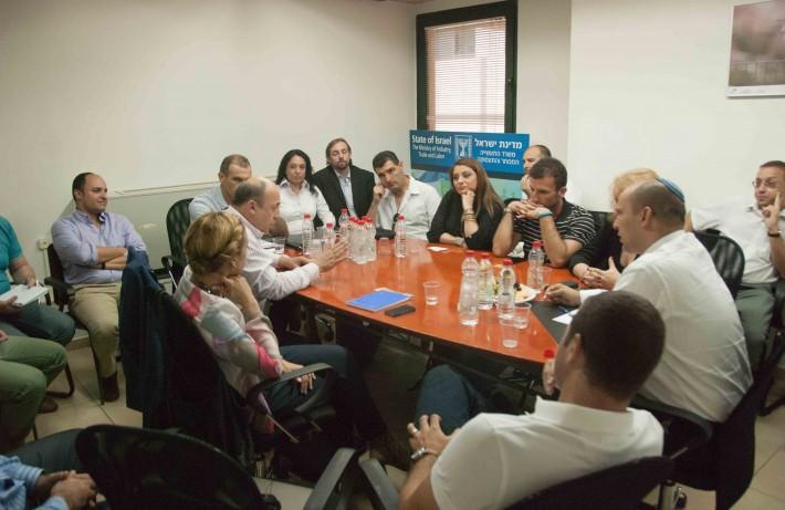 Нафтали Беннет на встрече с русскоязычными предпринимателями: «Наша цель — остановить утечку мозгов из страны»