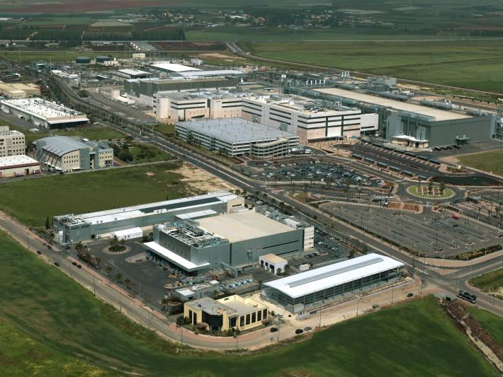 Intel Israel наймет 800 сотрудников Micron