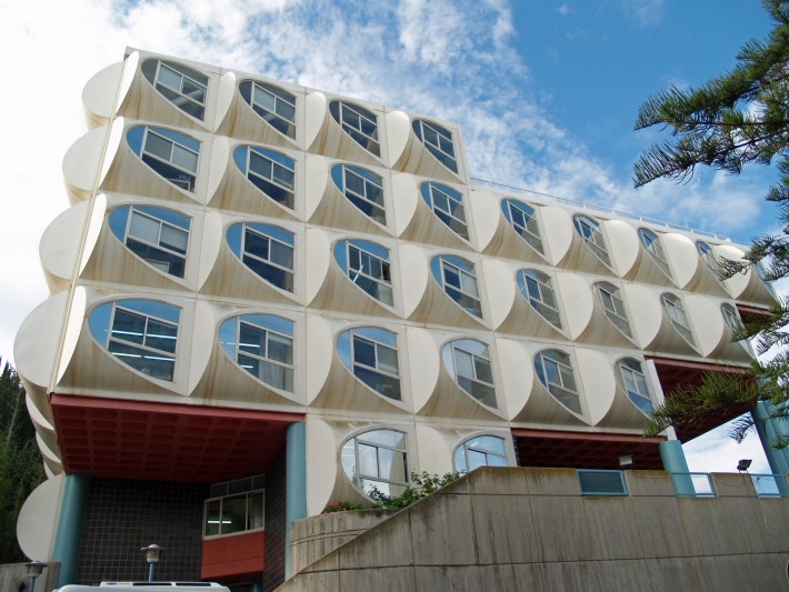 Технион проектирует в США кампус-хамелеон