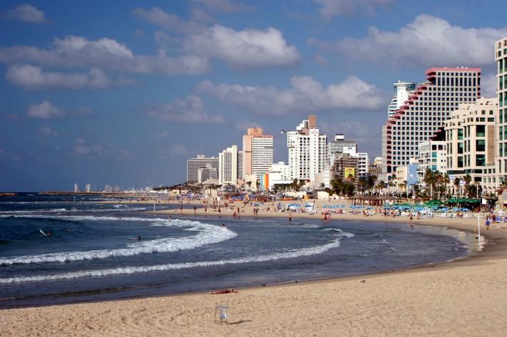 Тель-Авивский финансовый центр опередил Сидней, Париж и Катар