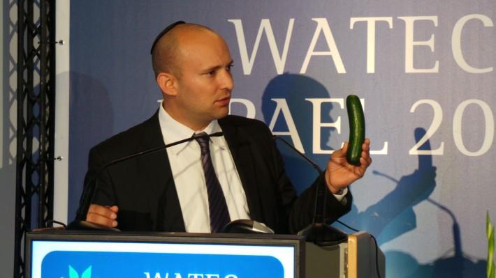 Израиль заработал на водных технологиях $2 млрд за год
