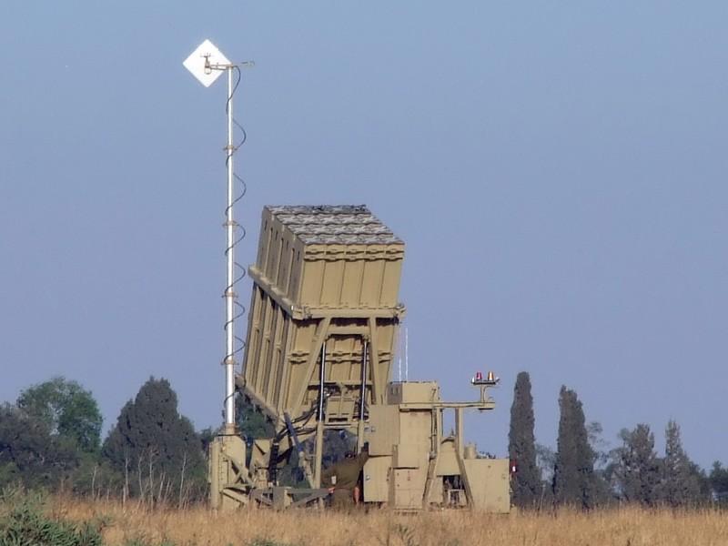 Rafael представит лазерную систему ПРО «Железный луч» (Iron Beam)