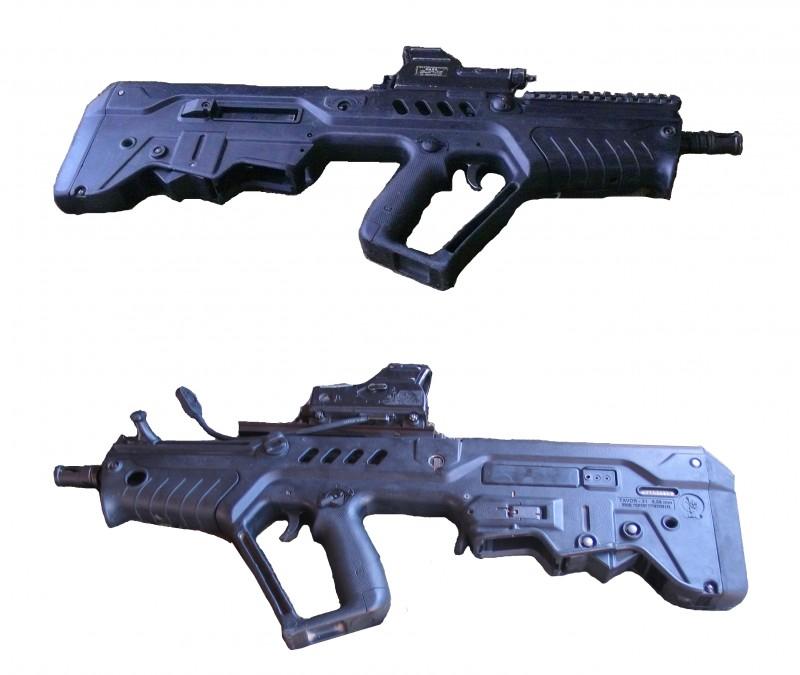 Израильский Tavor получил приз «винтовка года» в США