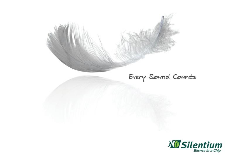 Silentium — один из мировых лидеров в сфере технологий активного шумоподавления