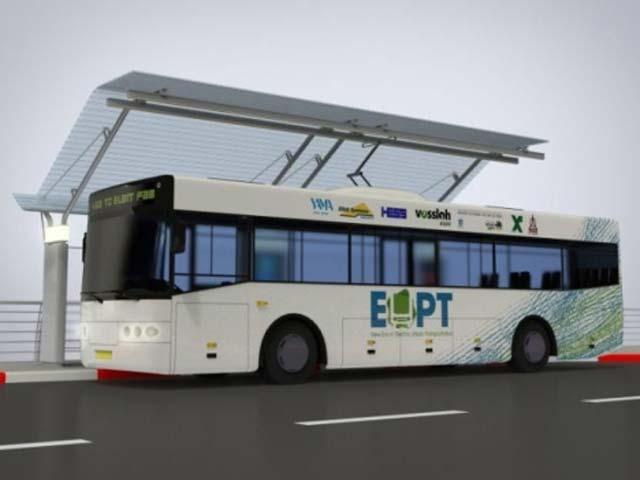 Electric Urban Public Transportation – троллейбусы без проводов