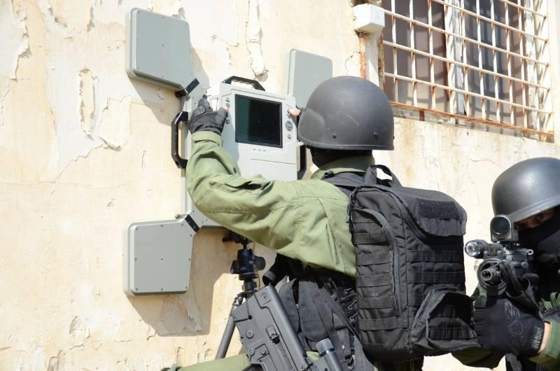 Camero – радар, способный видеть сквозь стены