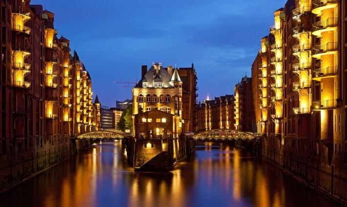 Израильская компания AGT поможет сделать Гамбург «умным городом»