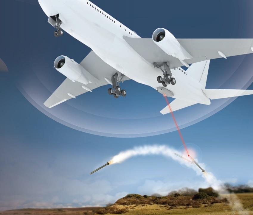 MUSIC - инфракрасная система активной защиты воздушных судов