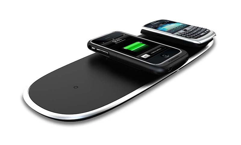 Powermat – беспроводное зарядное устройство