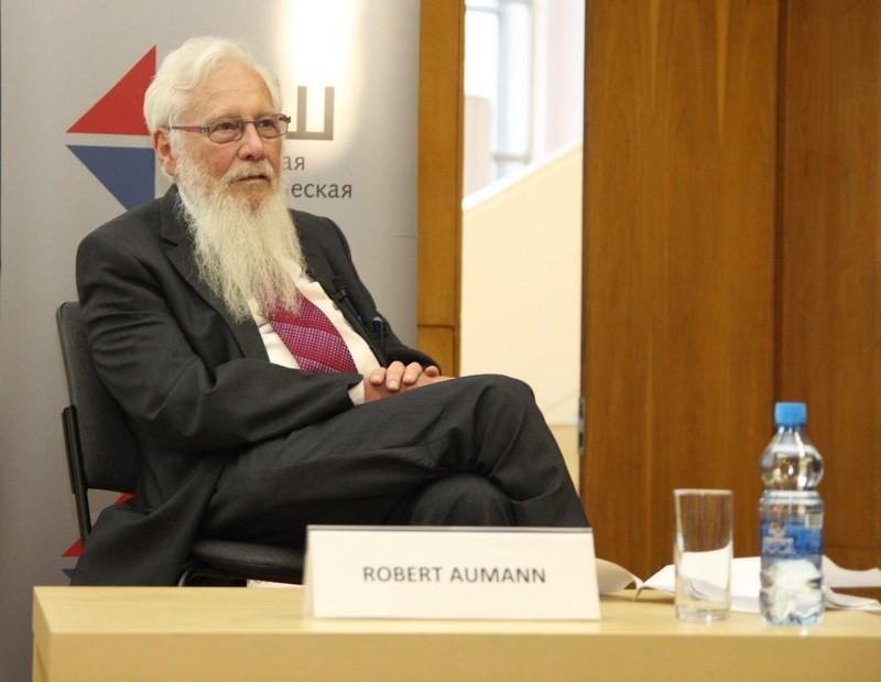 Лекция нобелевского лауреата Роберта Ауманна «Экономика Талмуда»