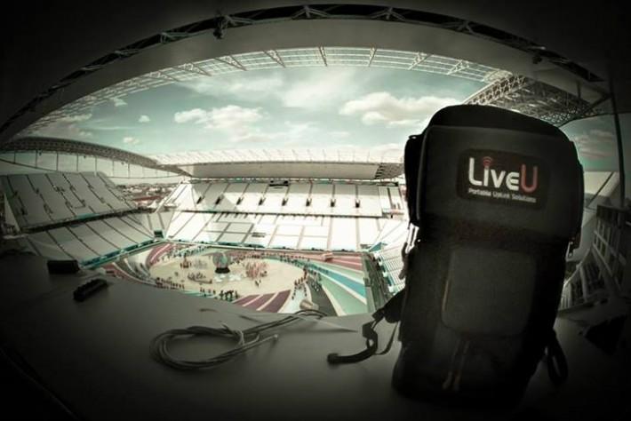 Израильский стартап LiveU обеспечит прямую трансляцию чемпионата мира по футболу