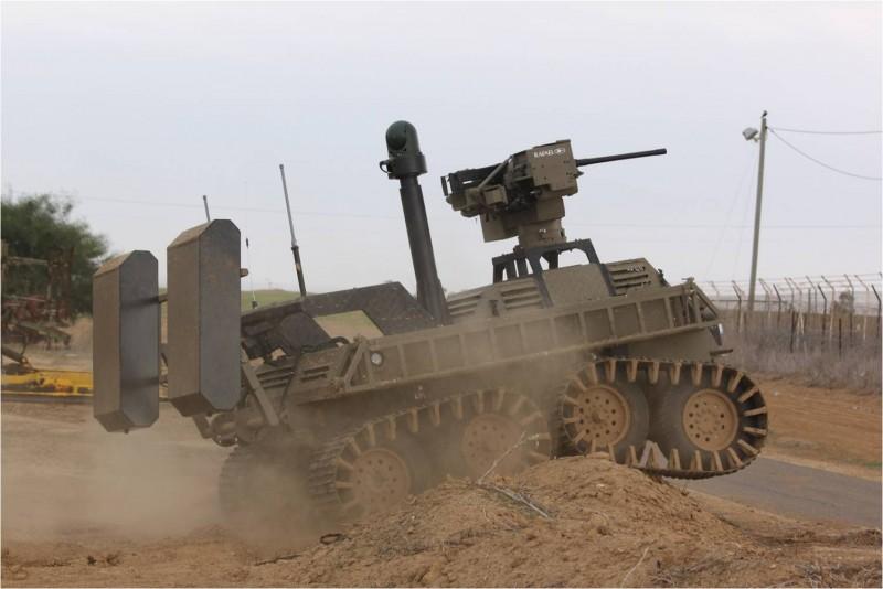 Израильская оборонная промышленность на выставке Eurosatory