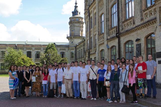 Состоялась международная олимпиада по программированию «KPI-OPEN 2014»