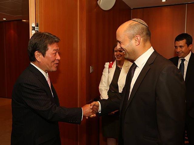 Израиль и Япония подписали соглашение о сотрудничестве в сфере R&D