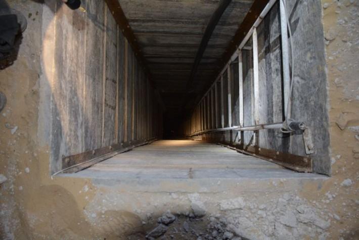 В израильское патентное бюро поданы сотни заявок на решение проблемы туннелей