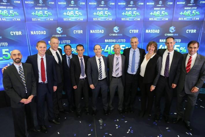 Израильский стартап CyberArk вышел на IPO