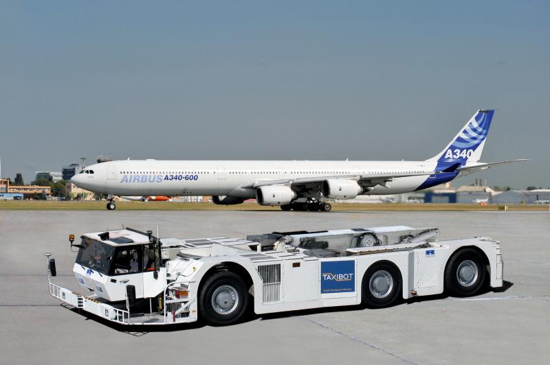 EASA сертифицирует израильскую разработку TaxiBot