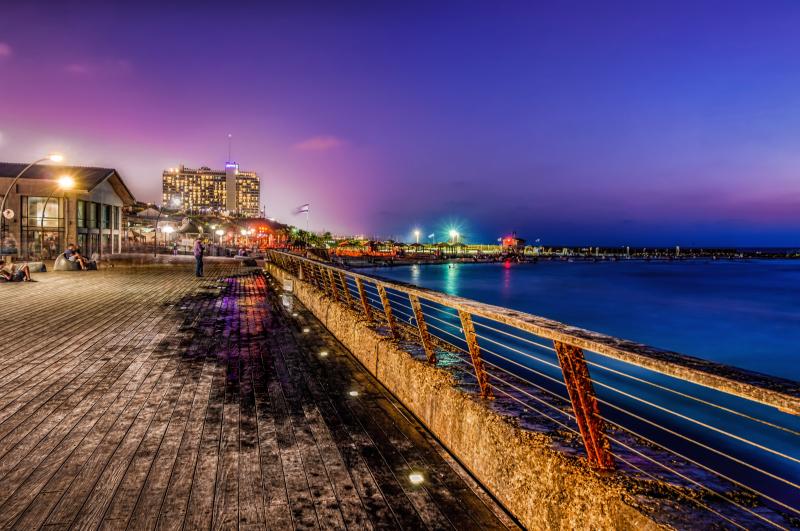 Тель-Авив стал самым «умным» городом в мире