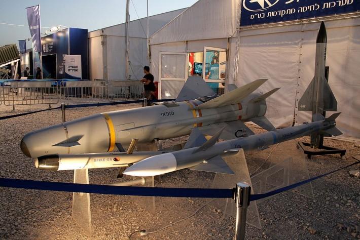 Rafael подписывает договор с Kalyani о строительстве в Индии завода по производству ракет