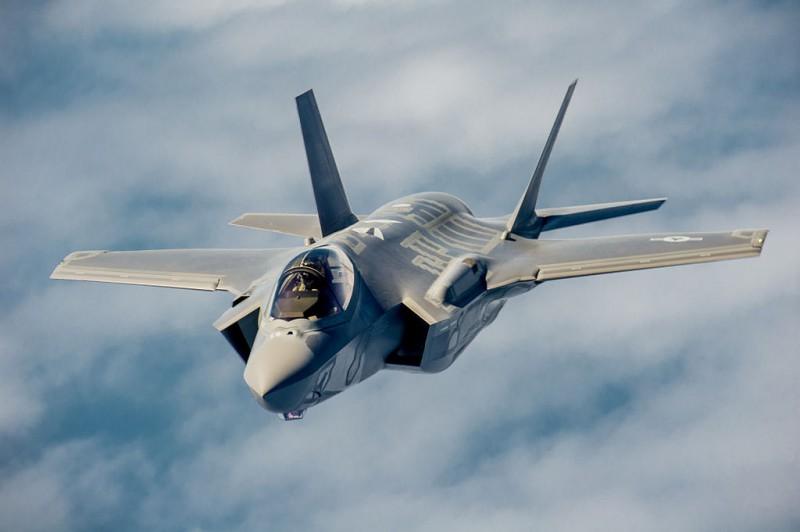 В США представлен первый истребитель F35, приобретенный Израилем