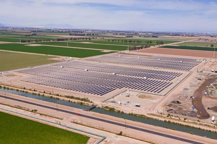 ET Solar Energy построит в Израиле крупнейшую на Ближнем Востоке солнечную электростанцию