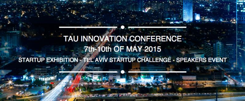 В Тель-Авиве состоится конференция TAU Innovation Day 2015