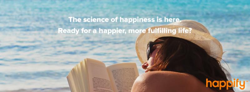 Израильский стартап Happify: счастье — каждому пользователю