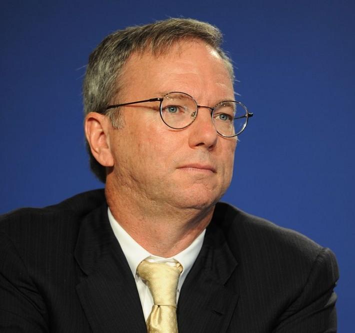 Эрик Шмидт: Израиль имеет огромное влияние в сфере инноваций