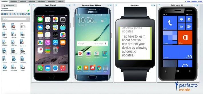 Американо-израильский стартап Perfecto Mobile привлекает $35 млн