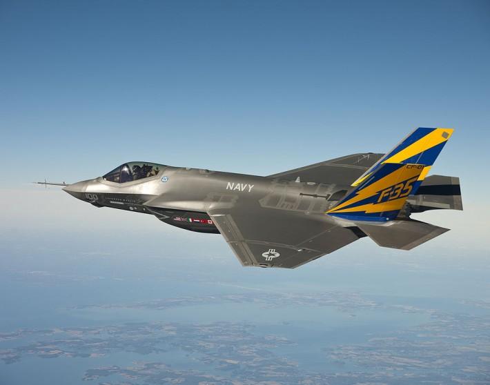 Доходы израильской промышленности от производства F-35 достигли $770 млн