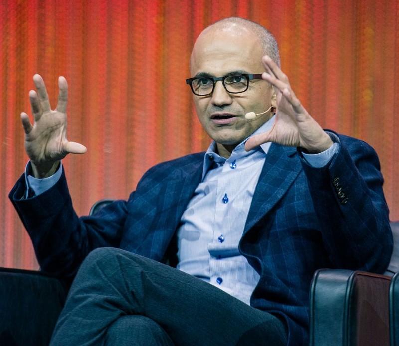 Глава Microsoft посетит Израиль