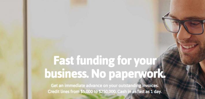 Израильский стартап BlueVine привлекает $40 млн
