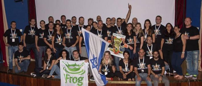 Израильский стартап JFrog привлекает $50 млн