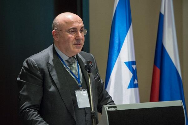 Министр сельского хозяйства Израиля Ури Ариэль посетил Москву