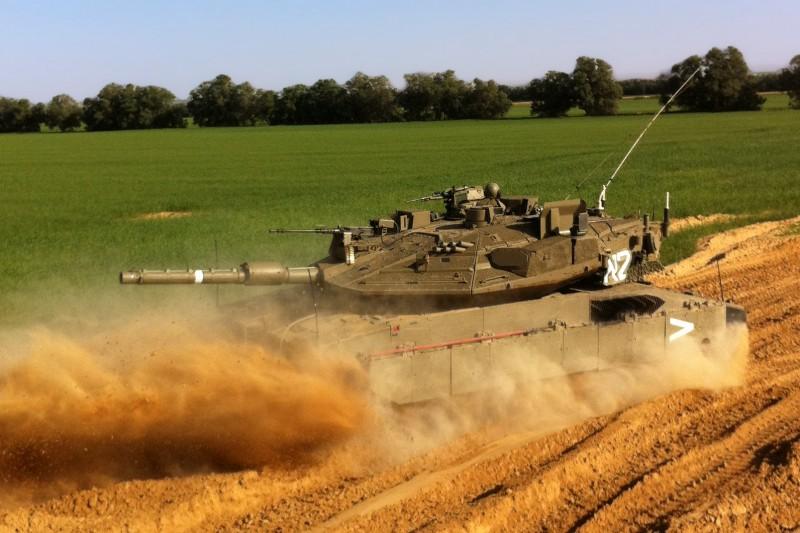 Пентагон тестирует израильскую систему активной защиты Trophy
