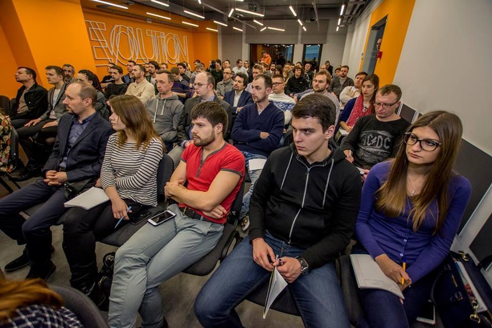 Роман Гольд в HUB 4.0