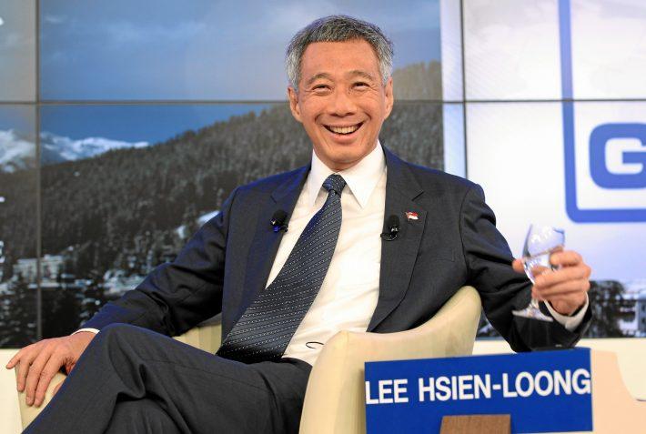 Премьер-министр Сингапура впервые посетил Израиль