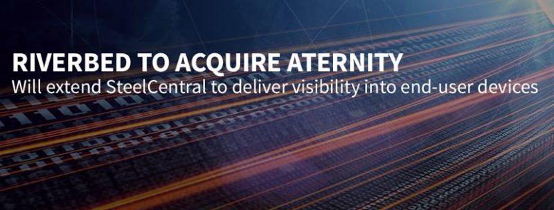 Riverbed поглощает израильский стартап Aternity за $70 млн