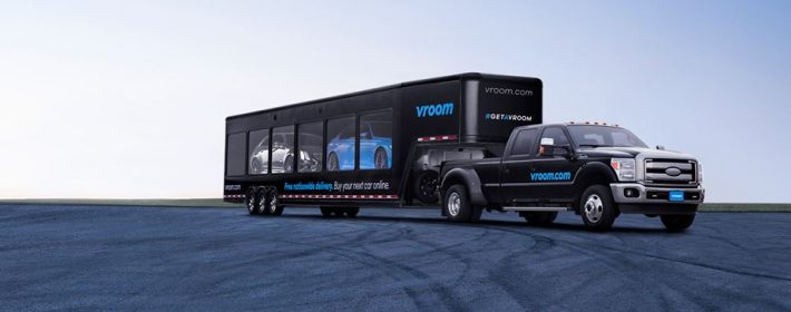 Израильский стартап Vroom привлекает $76 млн