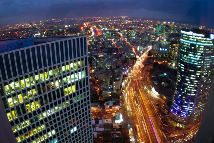 Тель-Авив вошел в тройку ведущих стартап-хабов мира