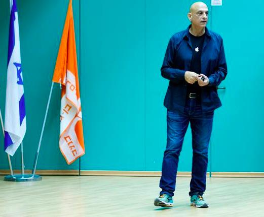 Израильское управление инноваций возглавил CEO Apple Israel