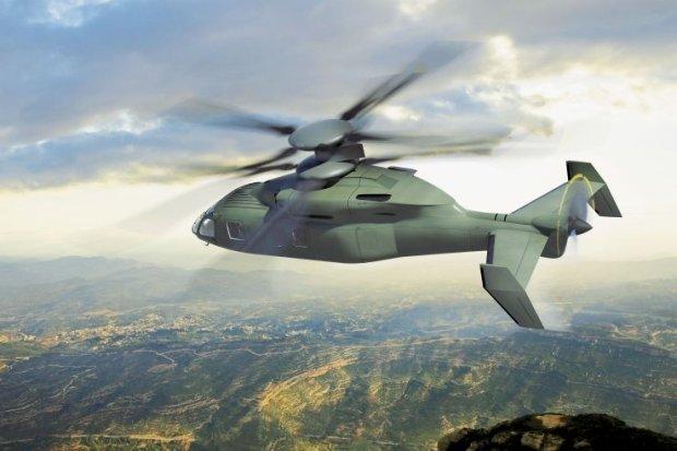 США приглашают Израиль и Индию к разработке боевого вертолета будущего