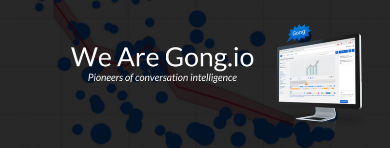 Израильский стартап Gong.io привлекает $20 млн