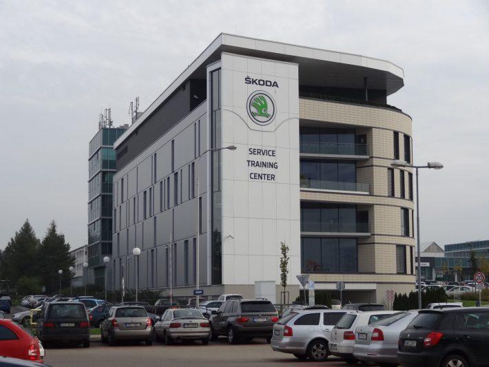 Skoda создает центр инноваций в Израиле
