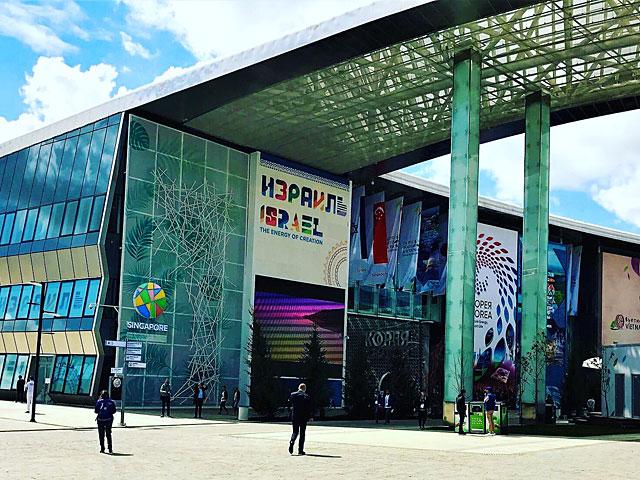 Израильский павильон признан лучшим на EXPO-2017 в Астане