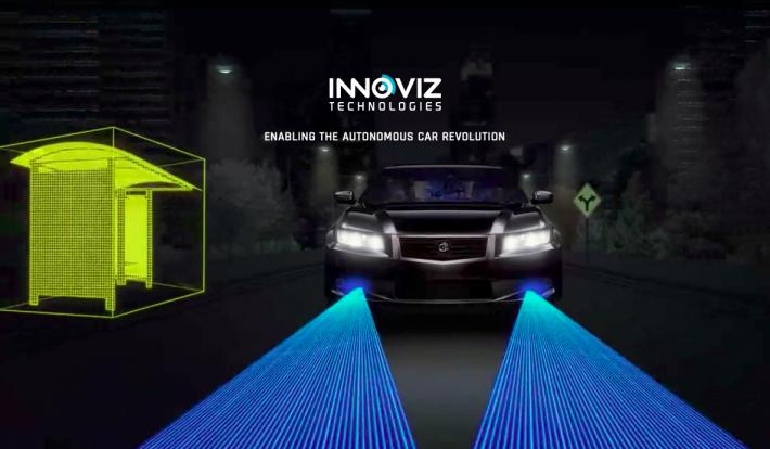 Израильский стартап Innoviz привлекает $65 млн
